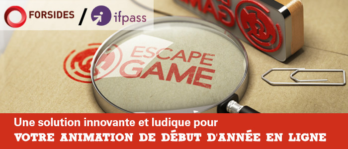Escape Game Virtuel - Ifpass / Forsides